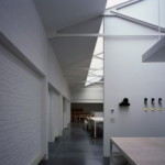Desain Warehouse + Studio dan Galeri Seni Edmund de Waal karya DSDHA