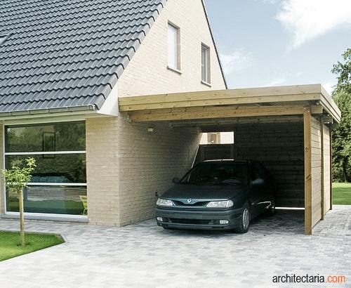 Carport Solusi Jitu Pengganti Garasi Di Rumah Pt