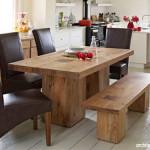 Untuk Meja Makan, Sebaiknya Menggunakan Kayu Keras atau Kayu Lunak?