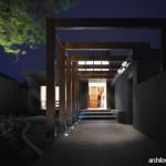 Tipe dan Jenis Desain Entrance untuk Area Komersial dan Rumah Tinggal