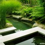 Ide Desain dan Teknik Pertamanan yang Mampu Mengurangi Penggunaan Air