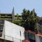 Casa SM, Rumah Berlokasi di Sisi tebing di Kota Meksiko karya 3archlab