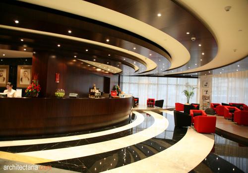 Tips membuat pengunjung betah berada di lobi hotel pt for Dekorasi lebaran hotel