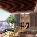 Mendekorasi Balkon: Tips Bagaimana Membuat Balkon Menjadi Lebih Privat