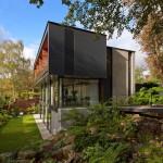 """Hampstead House: Hunian Dirancang Seperti """"Rumah Pohon"""" oleh Stanton Williams"""