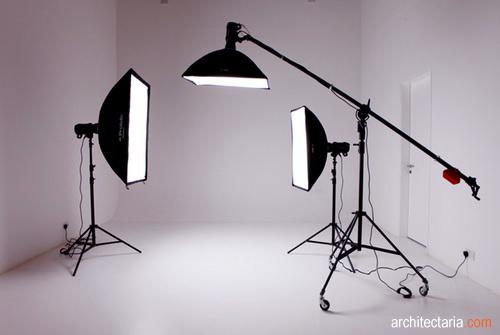 ingin mendesain studio foto sendiri hal hal simpel ini