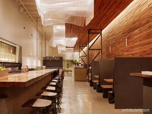 Desain Interior Rumah Makan Lesehan Minimalis Sederhana.txt