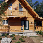 Dekorasi Interior untuk Rumah Kayu (Log Houses)