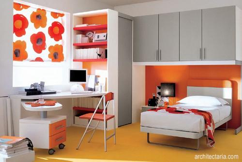 Beberapa Ide Dan Tema Untuk Dekorasi Kamar Tidur Remaja Laki