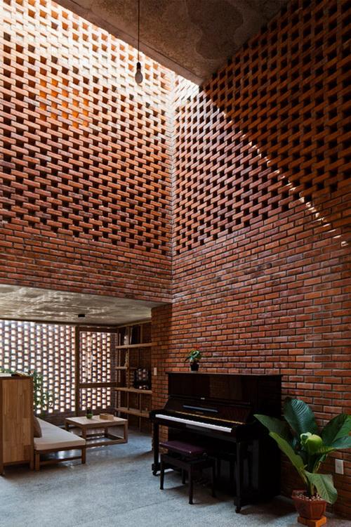 Desain Arsitektur Rumah Bata \u2013 View 21 & Rumah Bata karya Tropical Space dengan Konsep yang Mengadopsi ...