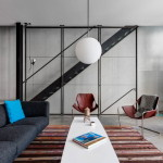 Desain dan Renovasi Courtyard House Karya Philippe Baumann