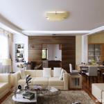 Bagaimana Memadukan Ruang Keluarga dengan Ruang Makan