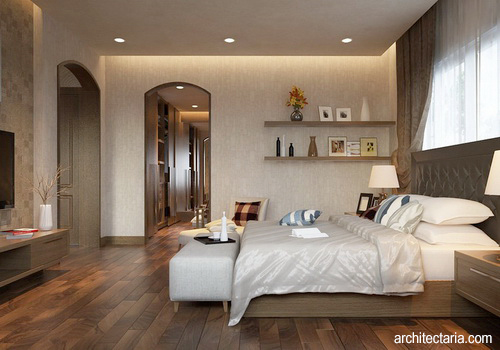 Caramel Color Schemes For Painting A Bedroom