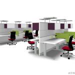 Mendesain, Mendekorasi, dan Mengatur Kubikel dan Meja Kerja