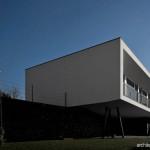 Desain Arsitektur Rumah dengan Atap Datar
