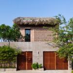 Desain Arsitektur Rumah Tropis di Vietnam karya MM++ Architects