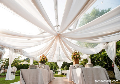 Mengadakan Pesta Pernikahan Di Rumah Ini Yang Perlu