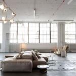 Koleksi Desain Furnitur Karya Piero Lissoni yang Ditampilkan dalam Pameran di Brooklyn