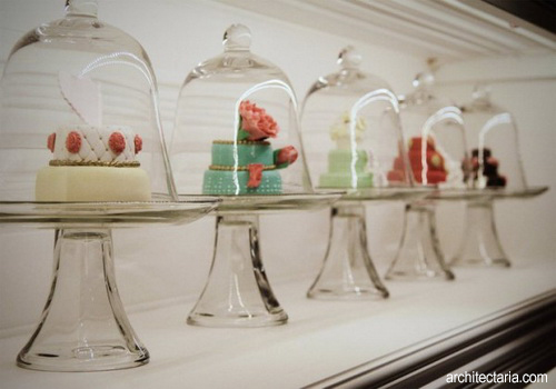desain interior dan dekorasi ruang usaha - Dekorasi interior toko kue ...