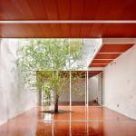 Casa Luz , Bangunan dengan Permukaan Ubin Terakota Karya Arquitectura-G