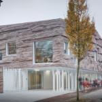 Le Roc, Desain Kantin yang Memadukan Konsep Goa dan Rumah Pohon