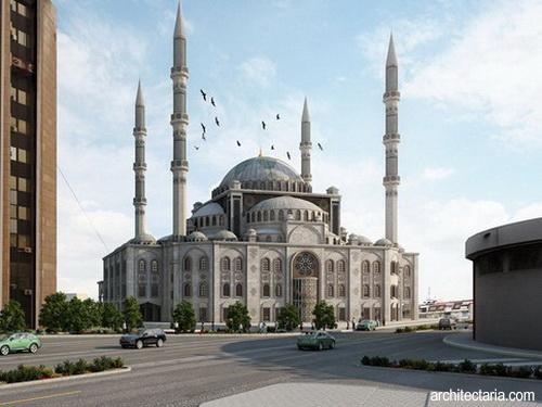 Tiga Macam Jenis Arsitektur Masjid Pt Architectaria Media Cipta