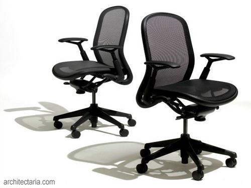 desain kursi ergonomis