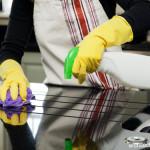Bagaimana Membersihkan Dapur Setelah Digunakan Untuk Memasak