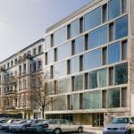 Zanderrith Architekten Mendesain Apartemen cb19 Tanpa Dinding Dalam Untuk Menciptakan Rancangan yang Fleksibel