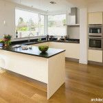 Mendesain Interior Ruang Dapur dengan Desain Berbentuk U (U-shaped Kitchen)