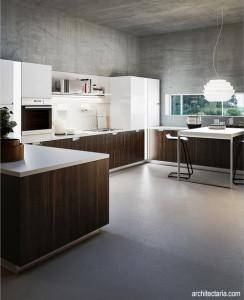 desain-interior-dapur-berbentuk-U-3