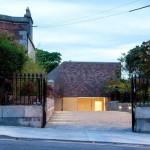 ODOS Architects Menciptakan Rumah Dengan Gaya Tertutup Pada Sebuah Situs di Dublin