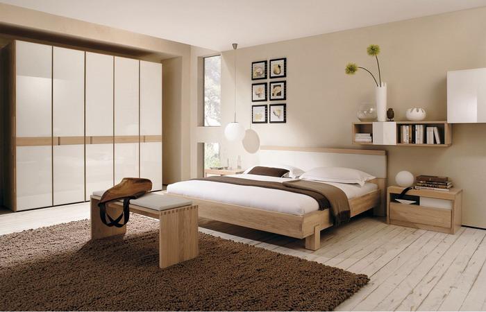 Desain Interior Kamar Tidur Minimalist Ala Asia 1