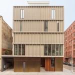 Desain Townhouse Yang Ramping di Kawasan Paling Elit di Brooklyn Karya Alloy
