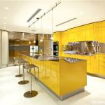 6 Inspirasi Warna Trendy Dan Berani Yang Cocok Untuk Dinding Dapur Rumah Anda