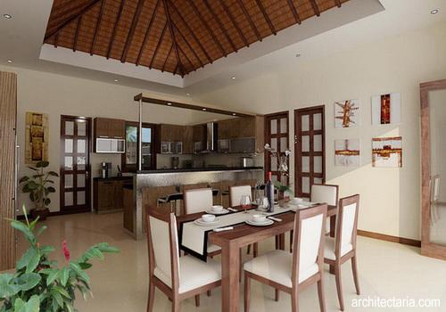 Mendesain Interior Dapur Dan Ruang Makan Pt Architectaria Media