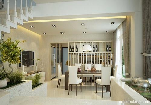 Desain Interior Dapur Dan Ruang Makan 2