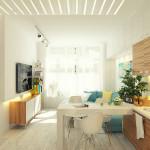 9 Tips Unik Untuk Mendekorasi Interior Apartemen Kecil Yang Anda Tempati