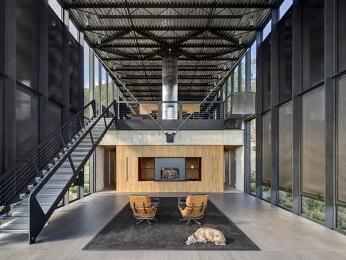 desain rumah industrial desain rumah