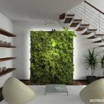 Memanfaatkan Space Sempit dan Mengubahnya Menjadi Taman Indoor yang Indah