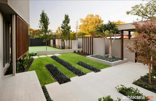 Ide Memanfaatkan Halaman Atau Taman Belakang Rumah Di Area