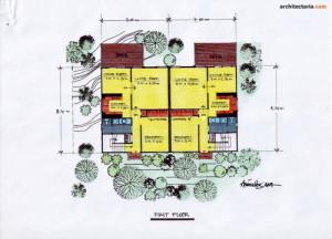 Kumpulan Gambar (Sketsa) Desain Rumah   PT. Architectaria Media Cipta