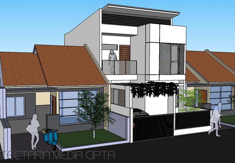 Konsep 28+ Renovasi Rumah Type 72