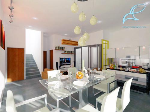 Ruang Tamu Makan Dan Pantry View 1 Jpg