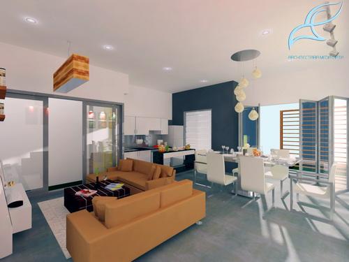 Ruang Tamu Makan Dan Pantry View 3 Jpg