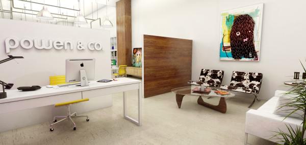 desain interior kantor dengan teknik fengshui 1