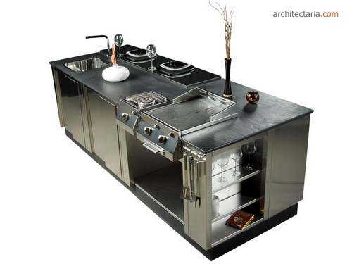 Kitchen Stainless Outdoor 3