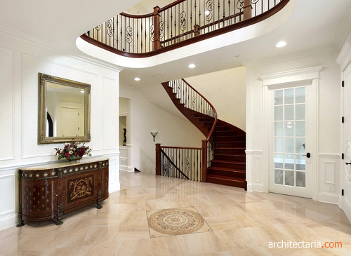 Lantai Keramik Ceramic Tile Flooring