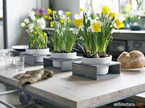 Tips Merangkai Bunga Sederhana Untuk Hiasan Meja Pt Architectaria