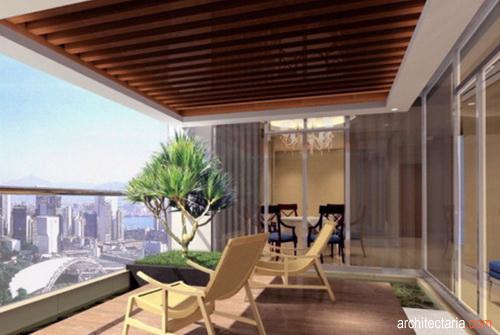desain ruang balkon 1
